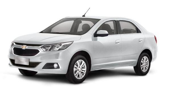 Chevrolet COBALT 1.8 AT LTZ ZERO KM 1.8 2019