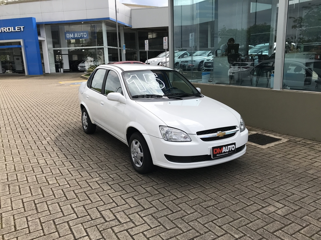 Chevrolet CLASSIC LS COMPLETO 1.0 2015