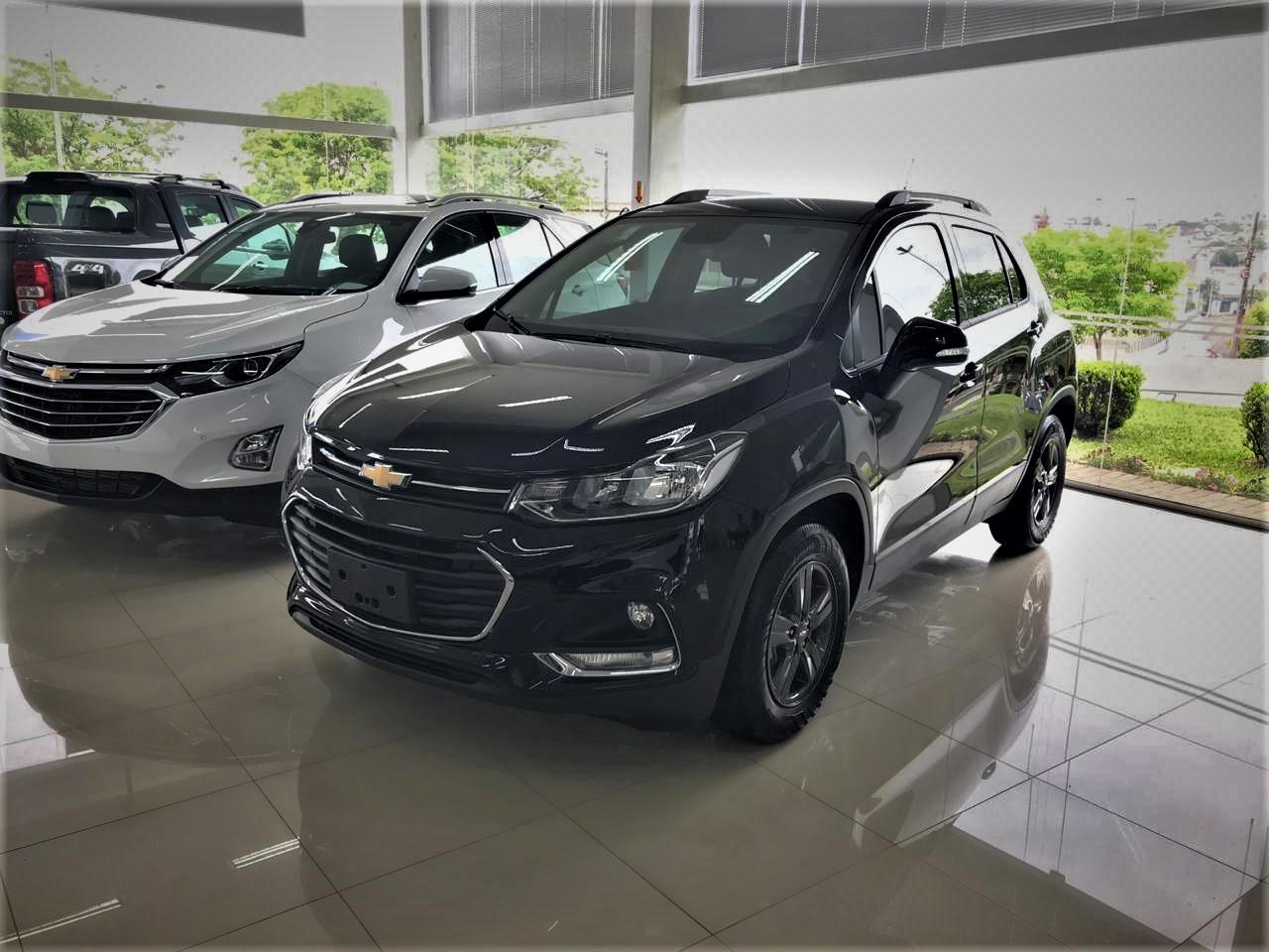 Chevrolet I/CHEV TRACKER LT ZERO KM 1.4 2018