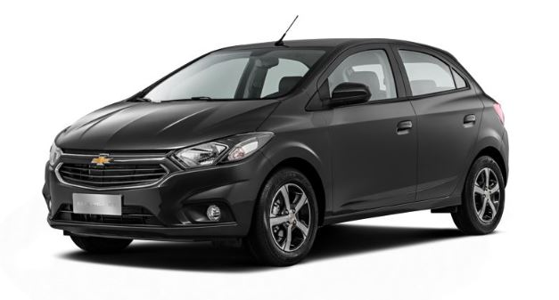 Chevrolet ONIX 1.4 MT LTZ ZERO KM 1.4 2019