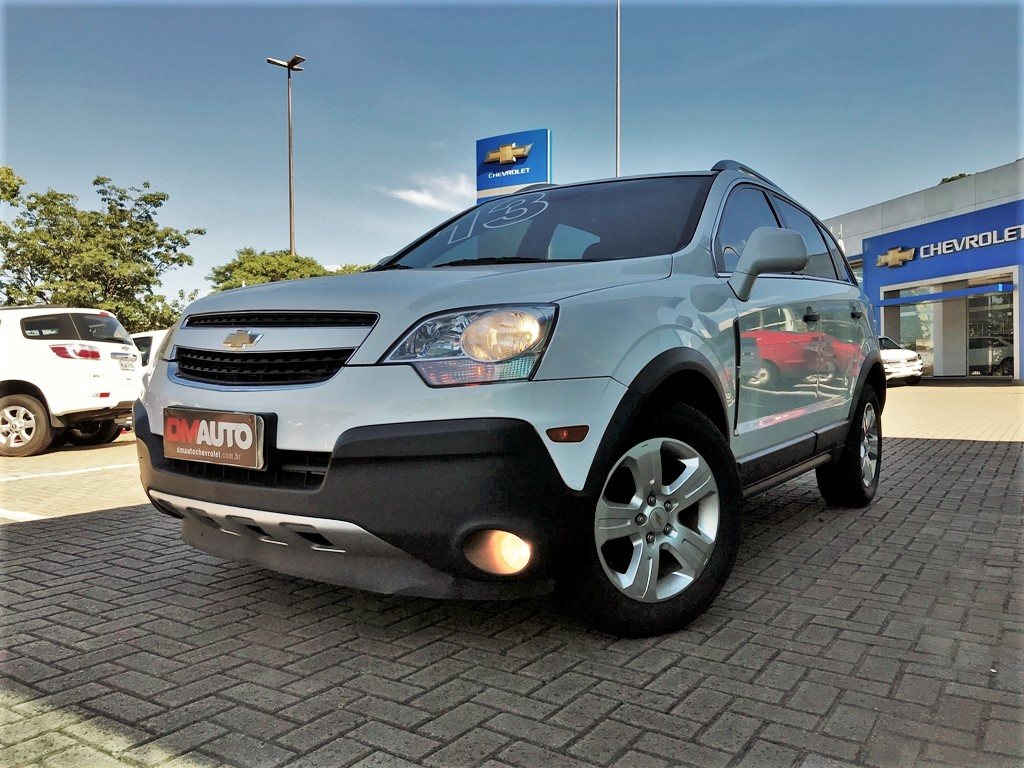 CHEVROLET CAPTIVA SPORT 2.4 SEMINOVO 2.4 2013