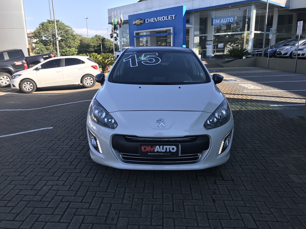 PEUGEOT 308 GRIFFE THP COMPLETO 1.6 2015