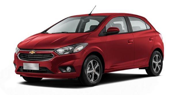 Chevrolet ONIX 1.4 AT LTZ ZERO KM 1.4 2019