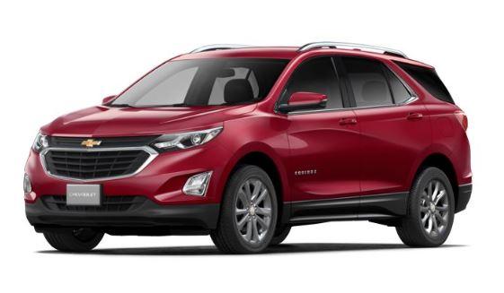 Chevrolet I/CHEV EQUINOX LT COMPLETO 2.0 T 2019