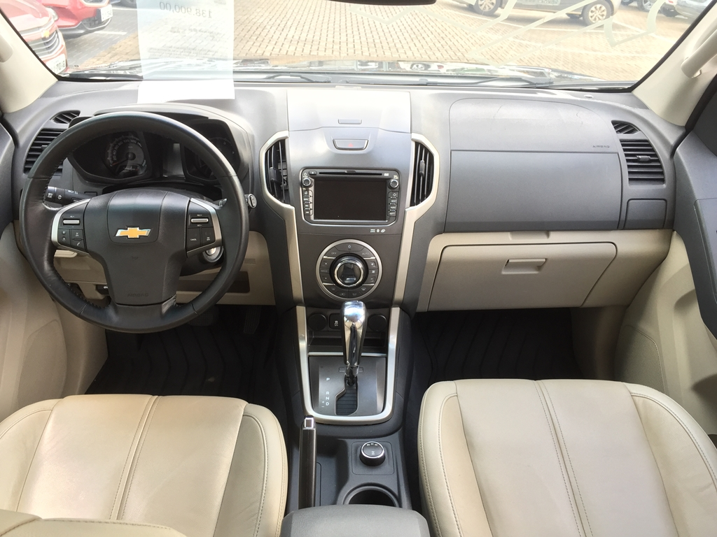 Chevrolet TRAILBLAZER LTZ D4A COMPLETO 2.8 2014