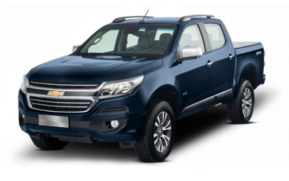 Chevrolet S10 LTZ FD4A COMPLETO 2.5 2019