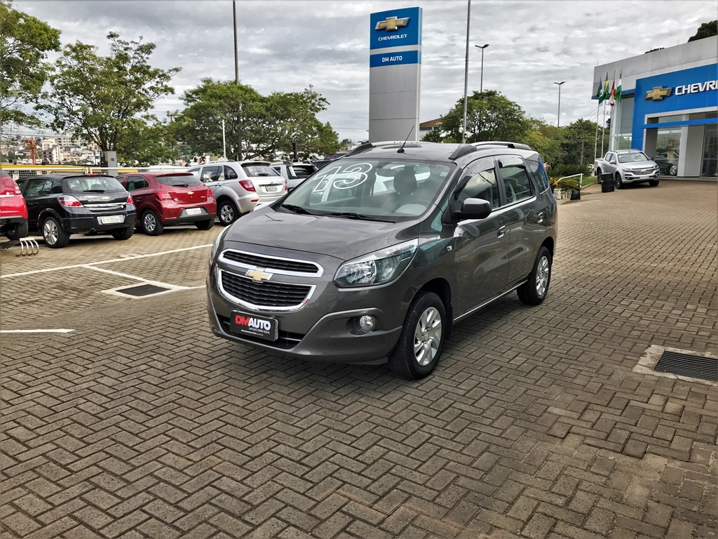 CHEVROLET SPIN 1.8L AT LTZ COMPLETO 1.8 2013