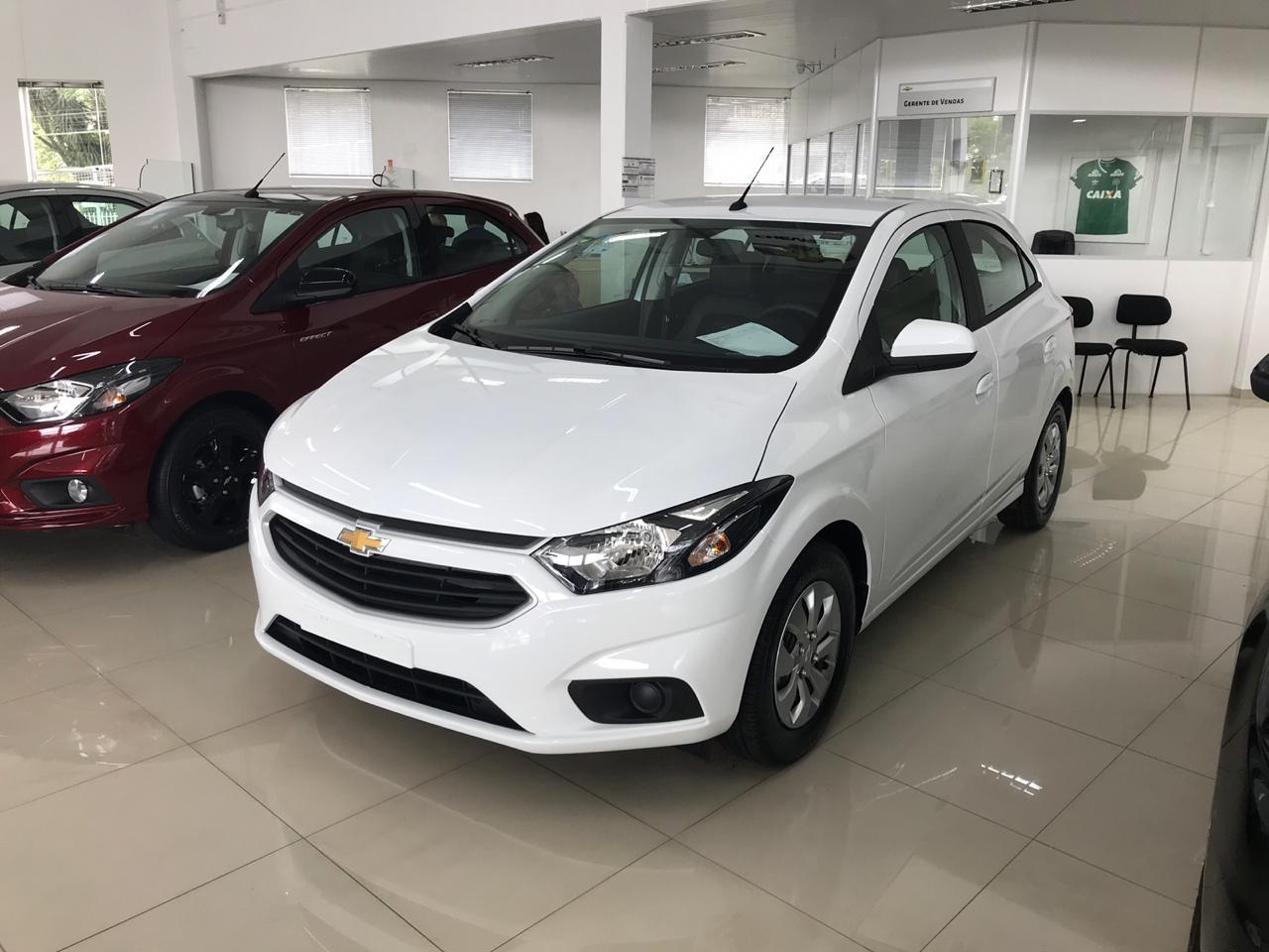 Chevrolet ONIX 1.0 MT LT ZERO KM 1.0 2019