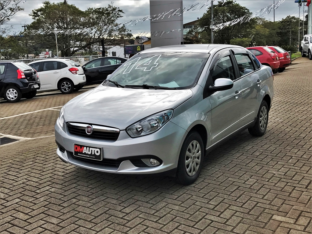 FIAT SIENA ATTRACTIV 1.4 SEMINOVO 1.4 2014