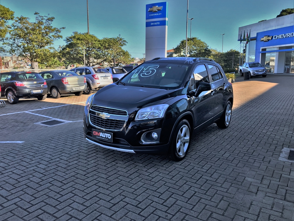 Chevrolet TRACKER LTZ AT COMPLETO 1.8 2015