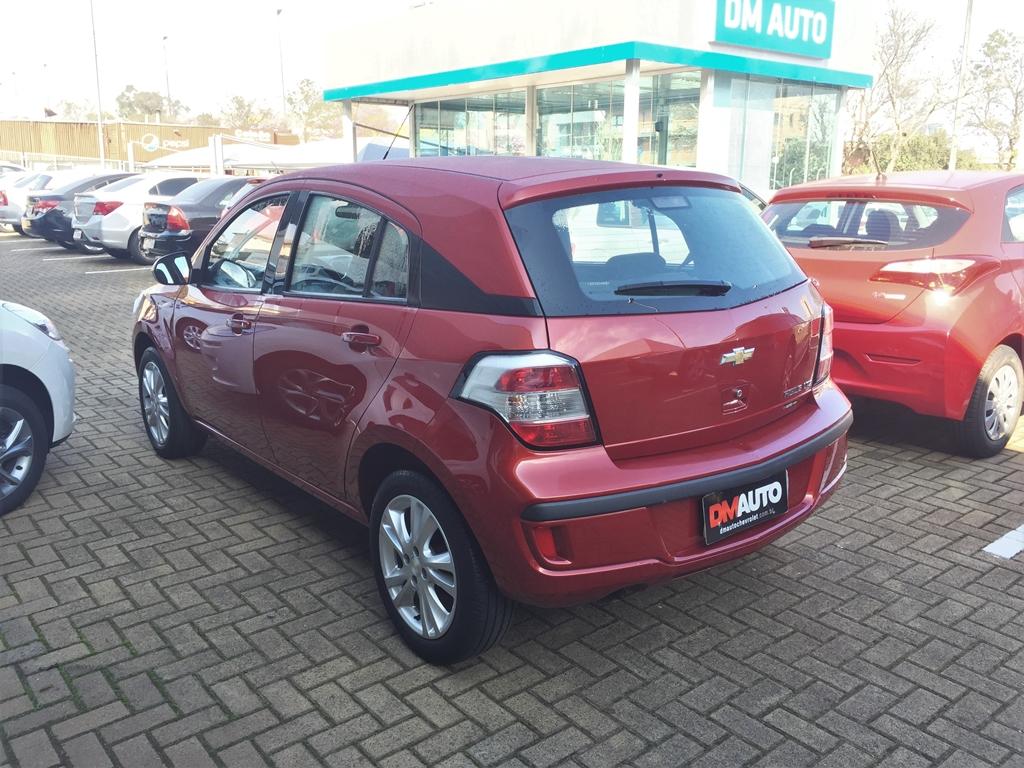 Chevrolet AGILE 1.4 MT LTZ COMPLETO 1.4 2014