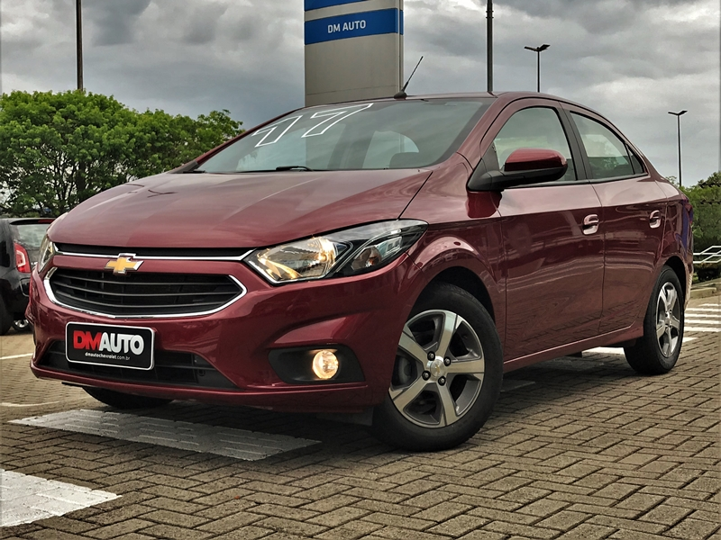 Chevrolet PRISMA 1.4 AT LTZ SEMINOVO 1.4 2017