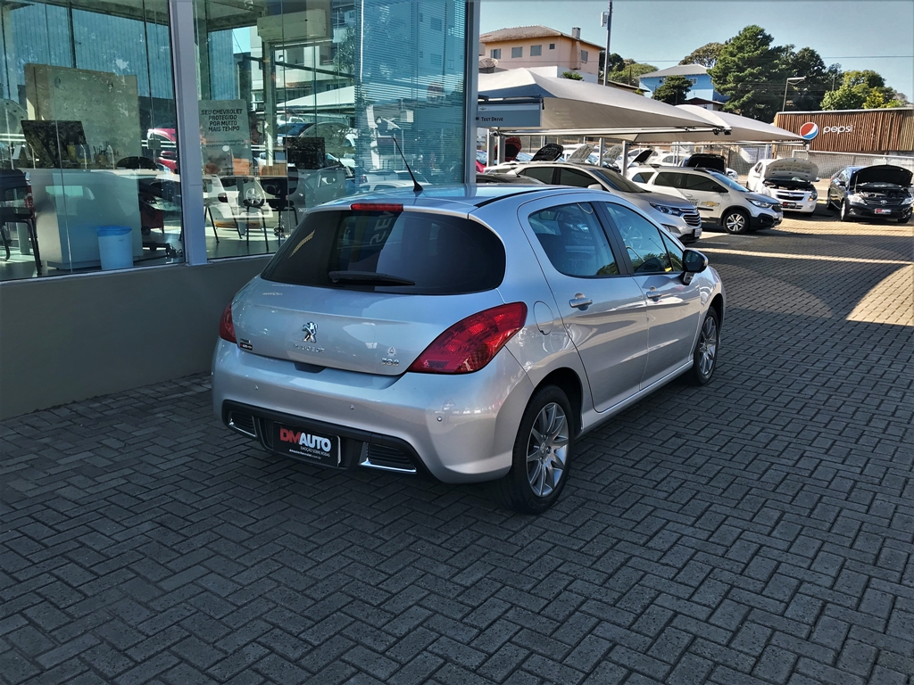 PEUGEOT 308 ACTIVE SEMINOVO 1.6 2014