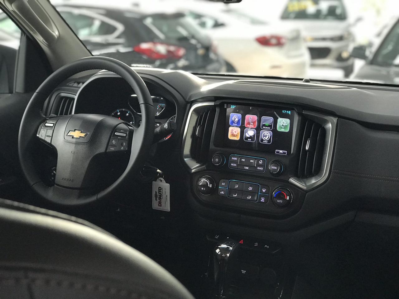 Chevrolet TRAILBLAZER LTZ D4A ZERO KM 2.8 2019