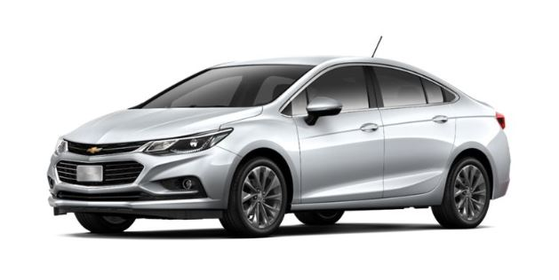 Chevrolet I/CHEV CRUZE LTZ NB AT ZERO KM 1.4 T 2019