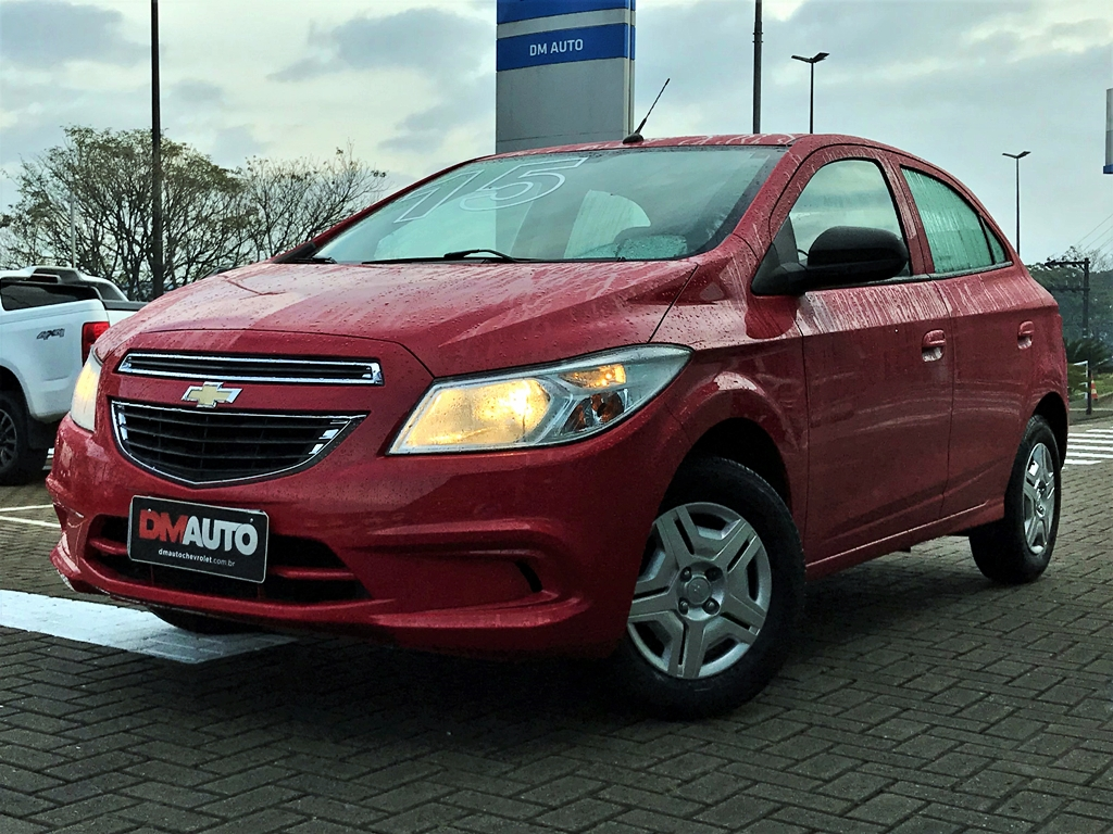 CHEVROLET ONIX 1.0 MT LT SEMINOVO 1.0 2015