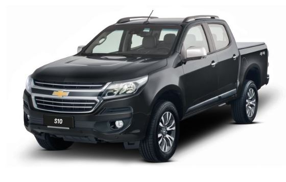 Chevrolet S10 LTZ DD4A COMPLETO 2.8 2019