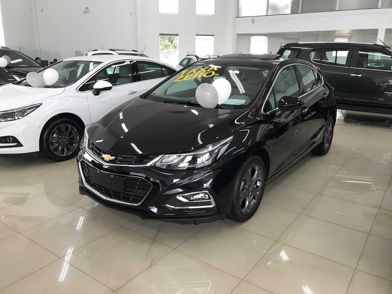 Chevrolet I/CHEV CRUZE LTZ HB AT ZERO KM 1.4 2018