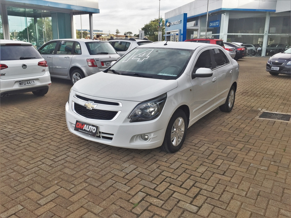 Chevrolet COBALT 1.8 LTZ COMPLETO 1.8 2014