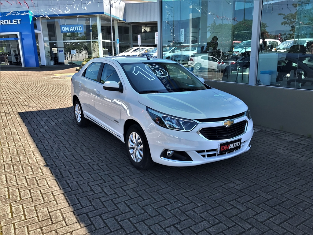 Chevrolet COBALT 1.8 A ELI COMPLETO 1.8 2016