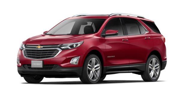 Chevrolet I/CHEV EQUINOX PREMIER ZERO KM 2.0 T 2019