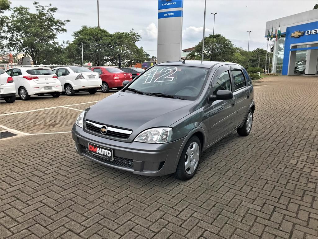 Chevrolet CORSA HATCH MAXX C/ VIDROS ELÉTRICOS 1.4 2012