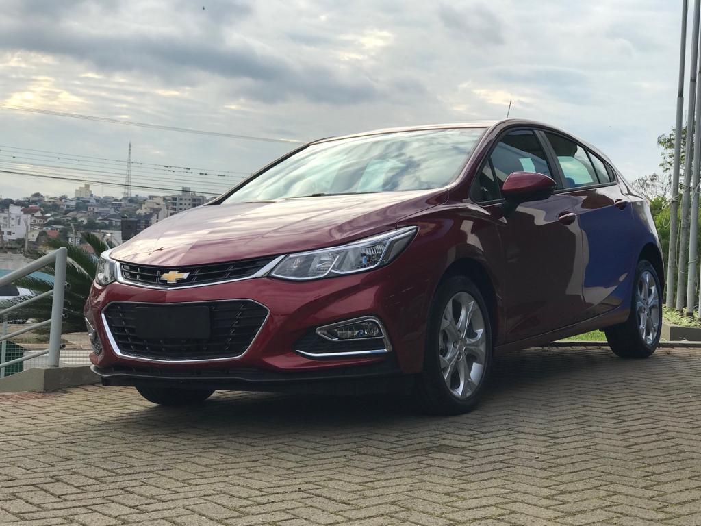Chevrolet I/CHEV CRUZE LT HB ZERO KM 1.4 2018