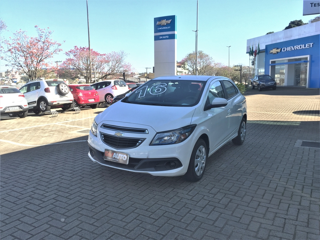 Chevrolet ONIX 1.4 MT LT COMPLETO 1.4 2016