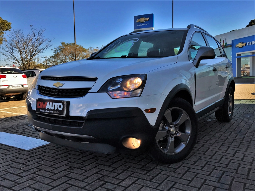 CHEVROLET CAPTIVA SPORT 2.4 SEMINOVO 2.4 2016