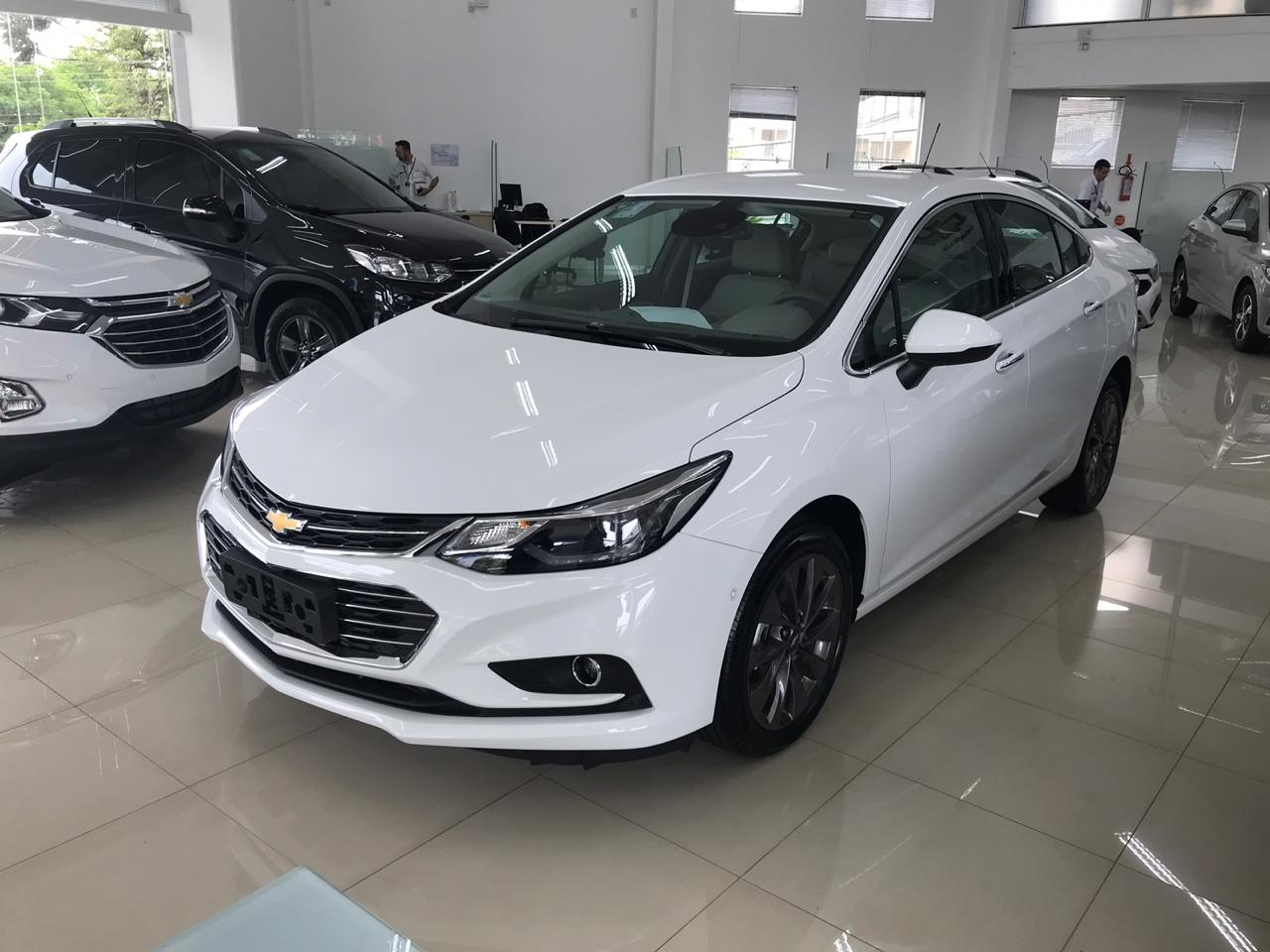 Chevrolet I/CHEV CRUZE LTZ NB AT ZERO KM 1.4 2018
