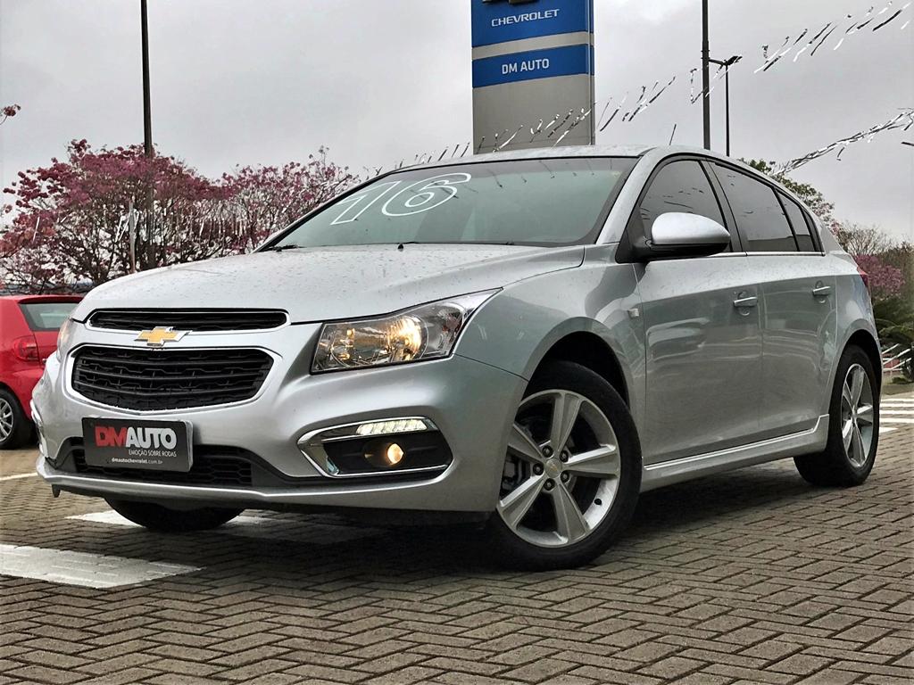 Chevrolet CRUZE LT HB SEMINOVO 1.8 2016