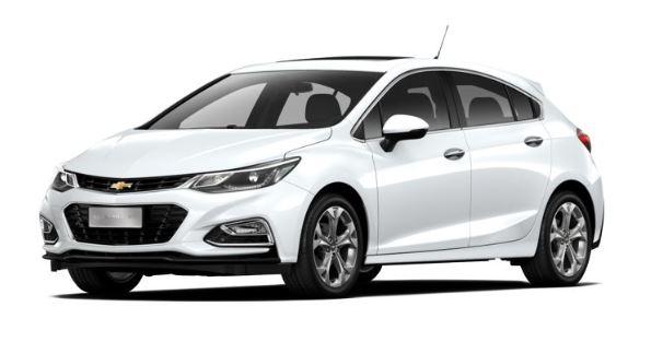 Chevrolet I/CHEV CRUZE LTZ HB AT COMPLETO 1.4 T 2018
