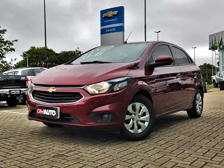 CHEVROLET ONIX 1.0 MT LT SEMINOVO 1.0 2017