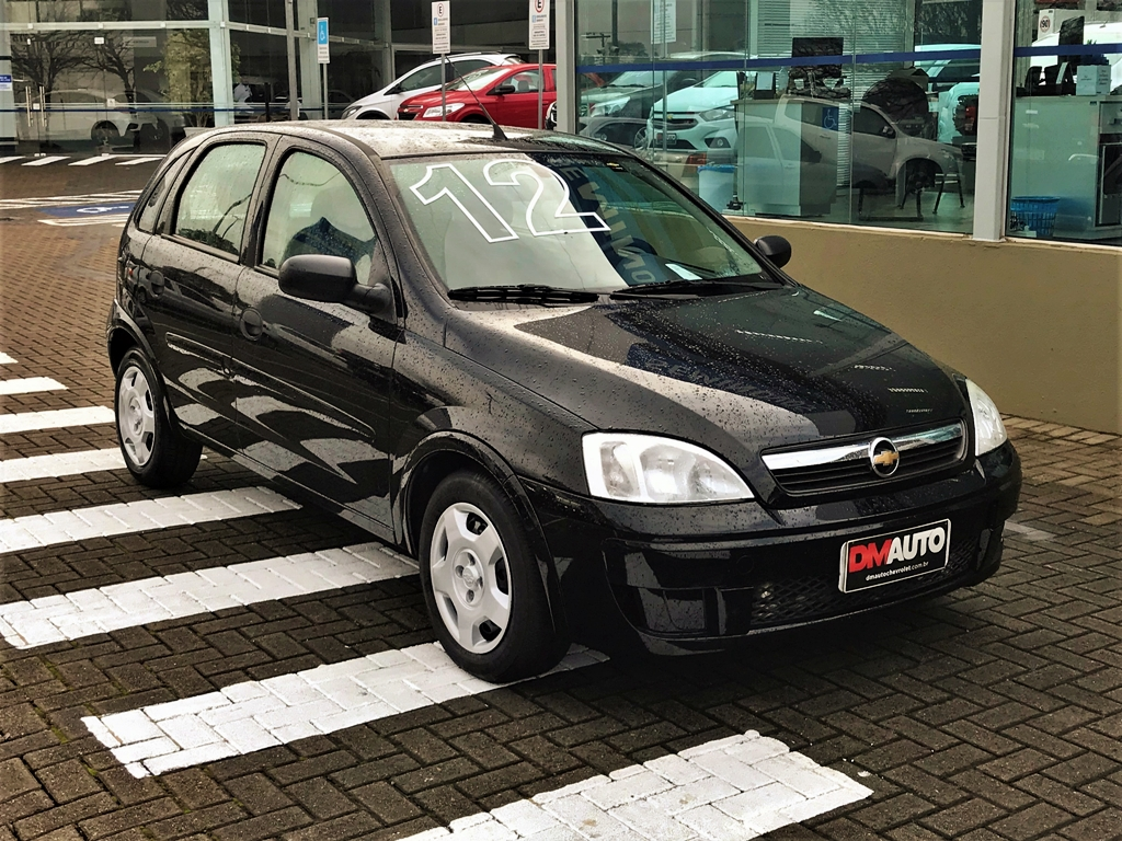 CHEVROLET CORSA HATCH MAXX SEMINOVO 1.4 2012