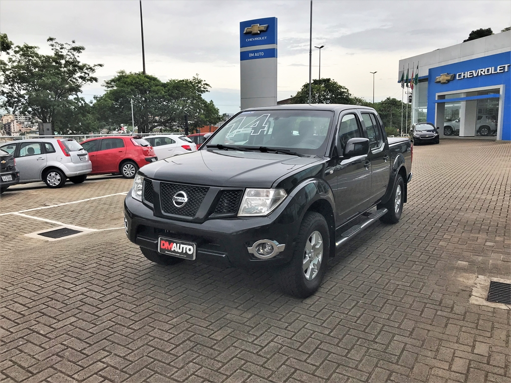 NISSAN FRONTIER S 4X4 COMPLETO 2.5 2014