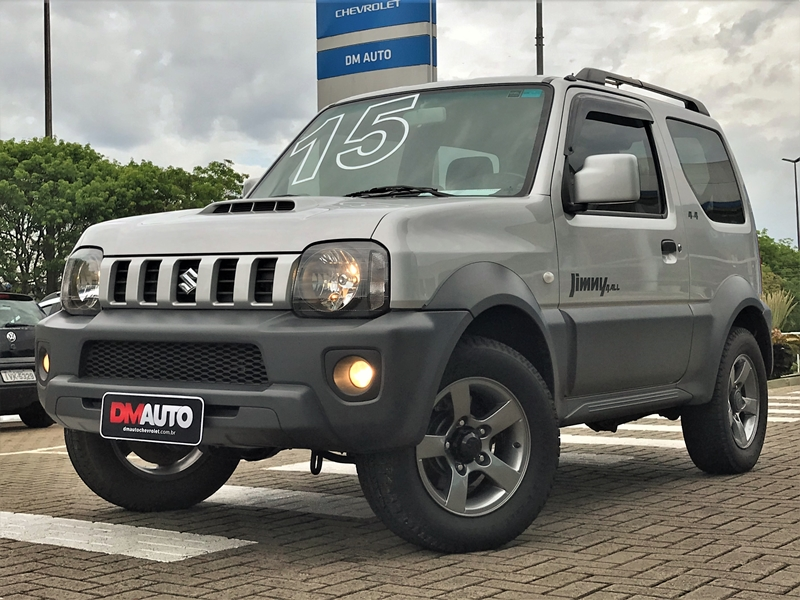 SUZUKI JIMNY 4 ALL SEMINOVO 1.3 2015