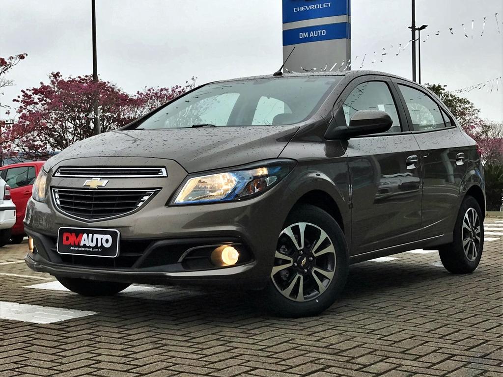 Chevrolet ONIX 1.4 MT LTZ SEMINOVO 1.4 2014