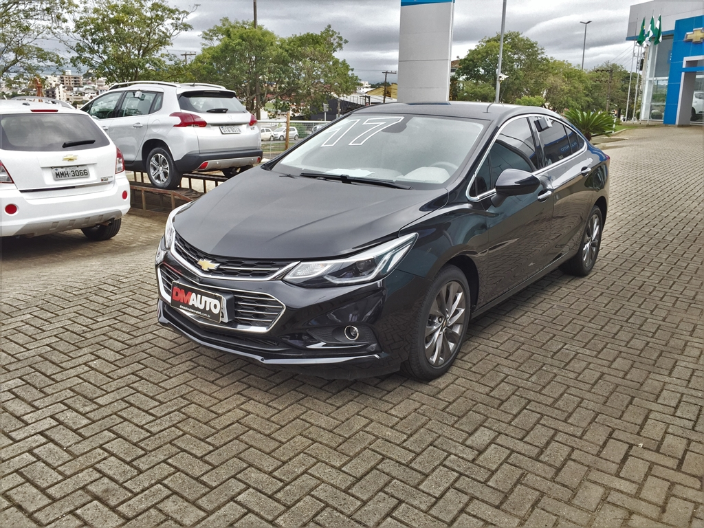 Chevrolet CRUZE LTZ NB AT COMPLETO 1.4 2017