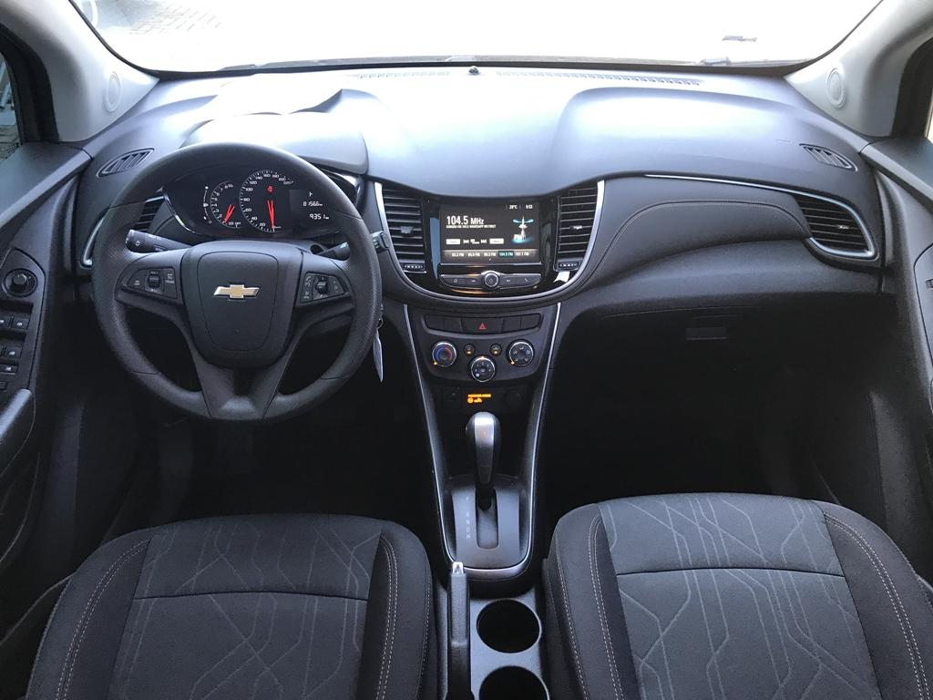 Chevrolet TRACKER LT COMPLETO 1.4 2017