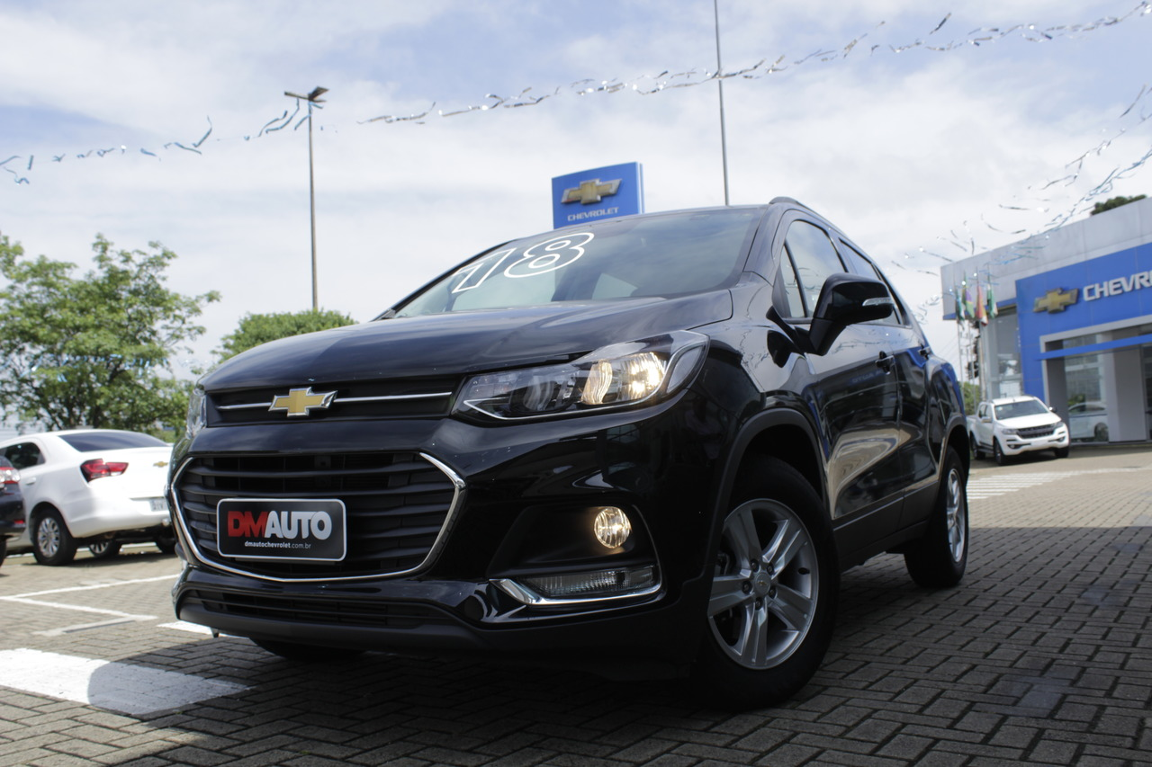 CHEVROLET TRACKER LT SEMINOVO 1.4 2018