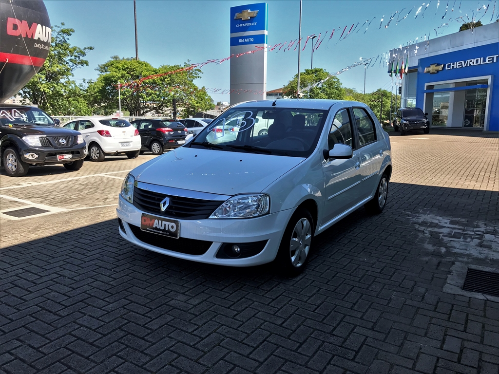 RENAULT LOGAN EXP 1.6 HP COMPLETO 1.6 2013