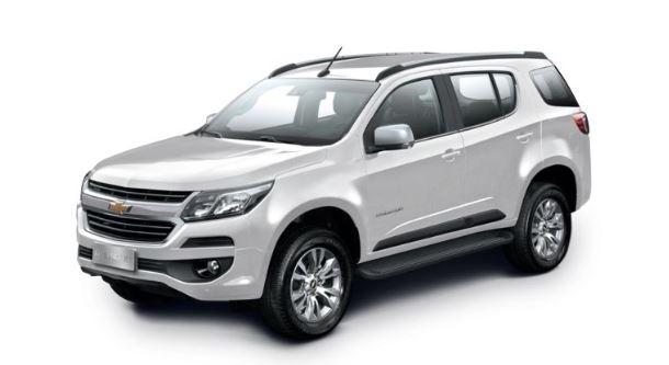 Chevrolet TRAILBLAZER LTZ D4A COMPLETO 2.8 2019