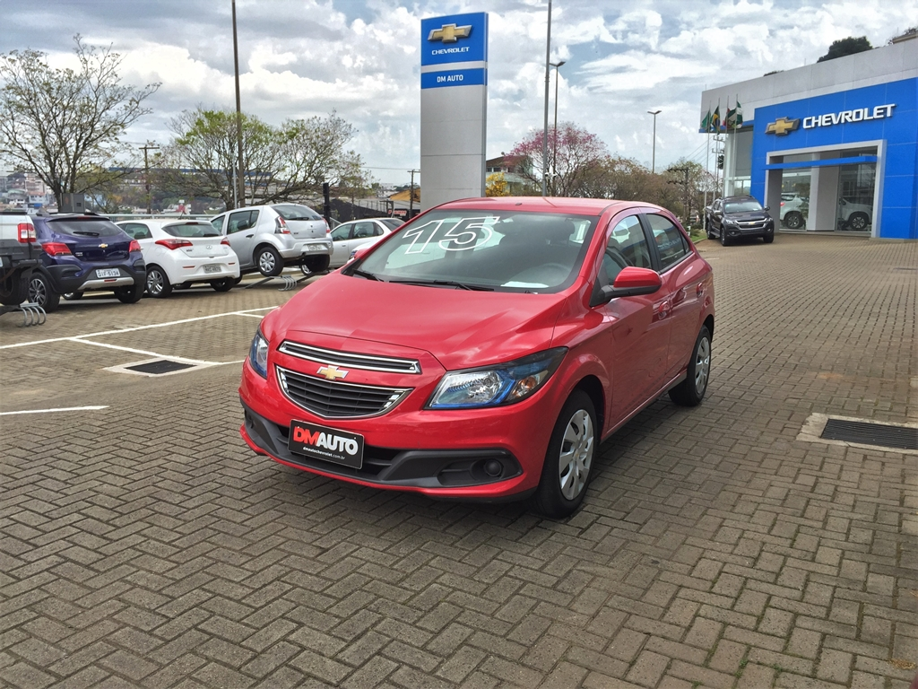 Chevrolet ONIX 1.4 MT LT COMPLETO 1.4 2015