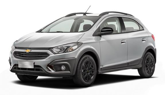 Chevrolet ONIX 1.4 AT ACT ZERO KM 1.4 2019