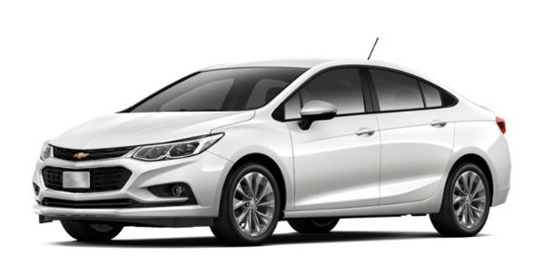 Chevrolet I/CHEV CRUZE LT NB AT ZERO KM 1.4 T 2019
