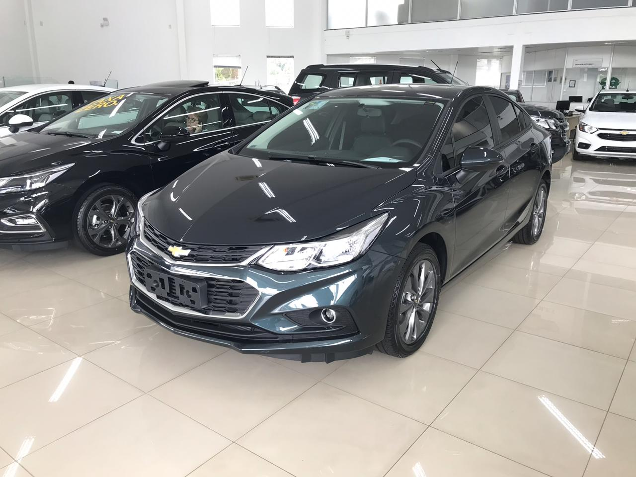 Chevrolet I/CHEV CRUZE LT NB AT ZERO KM 1.4 2018