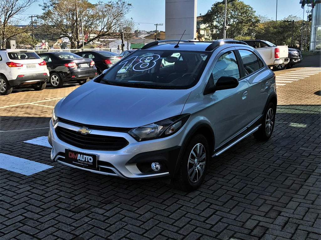 CHEVROLET ONIX 1.4 AT ACT SEMINOVO 1.4 2018