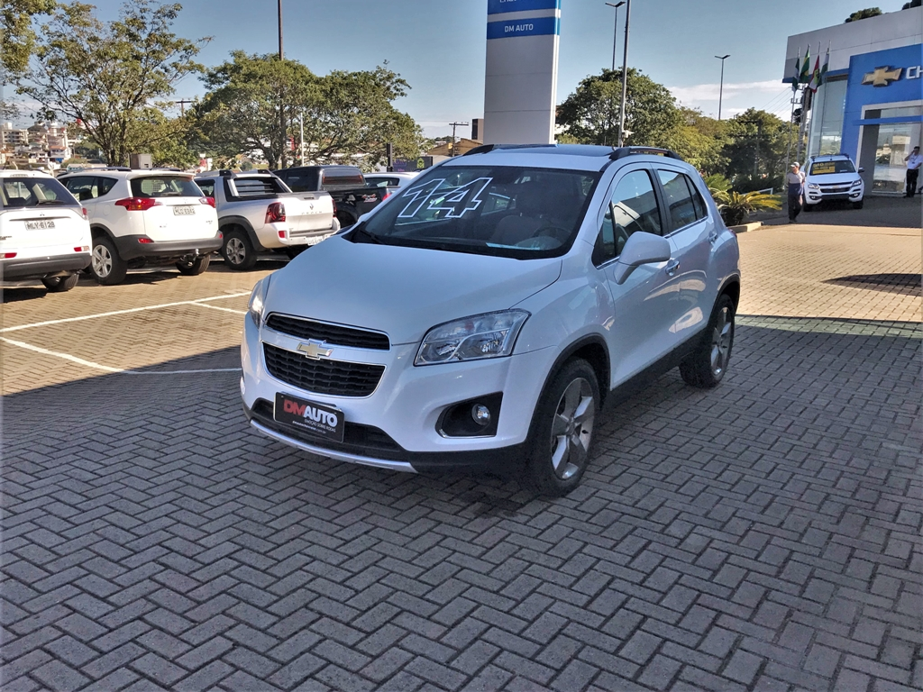 Chevrolet TRACKER LTZ AT COMPLETO 1.8 2014