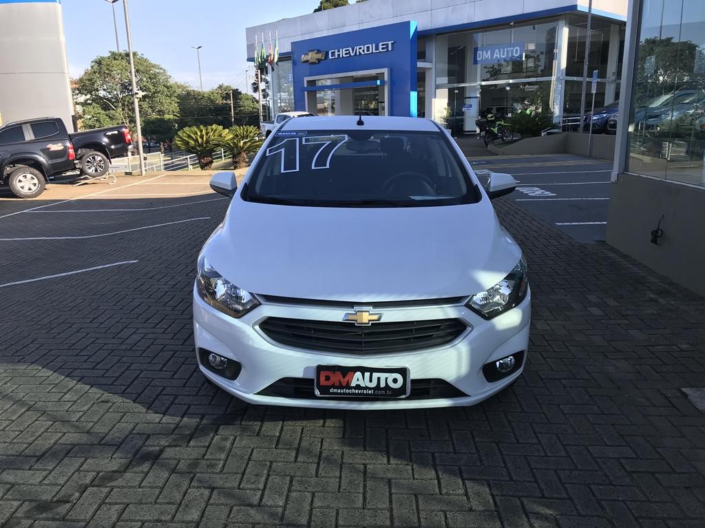 Chevrolet ONIX 1.0 MT LT COMPLETO 1.0 2017