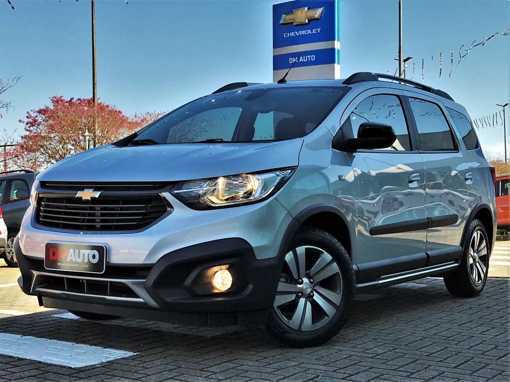 Chevrolet SPIN 1.8L ACTIV7 AT SEMINOVO 1.8 2019